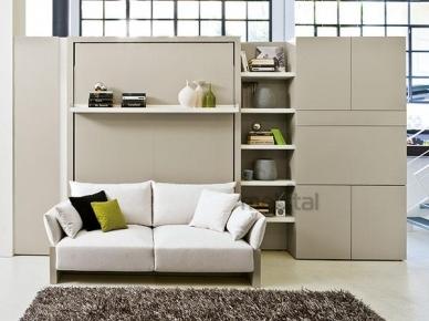 Трансформируемая мебель Nuovoliola (Clei)