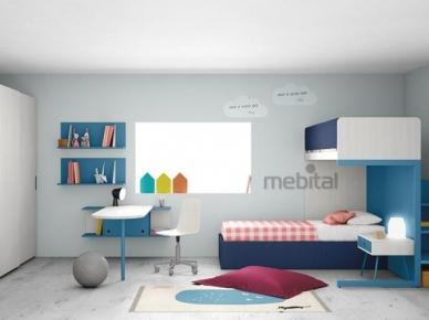 PITAGORA Nidi Мебель для школьников