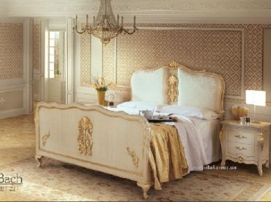 Bach Angelo Cappellini Спальня