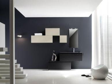 ZERO4 LAMINAM, COMP. 10 Arcom Мебель для ванной