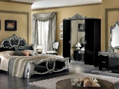 Спальня Barocco Black (Camelgroup)