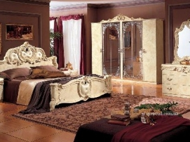Спальня Barocco Ivory (Camelgroup)