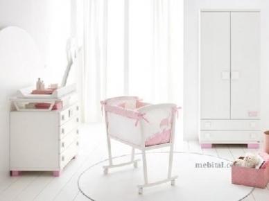 Детская для новорожденных Baby A Bordo - Culla Cipria (Doimo CityLine)