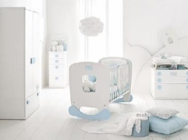 Детская для новорожденных Baby A Bordo - Nuvola Cielo (Doimo CityLine)