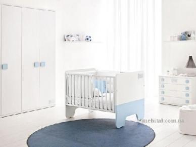 Детская для новорожденных Baby A Bordo - Pop (трансформируемая мебель) (Doimo CityLine)