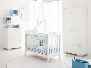 Детская для новорожденных Baby A Bordo - Sogno Cielo (Doimo CityLine)