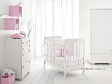 Детская для новорожденных Baby A Bordo - Sogno cipria (Doimo CityLine)