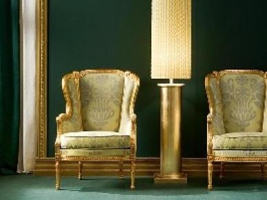 Итальянское кресло Bergere art. 8900 (Silik)