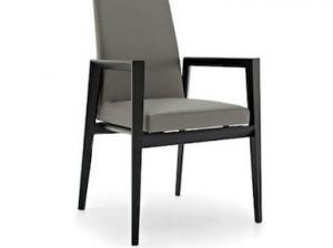 Bess leather CS/1378-LH Calligaris Деревянный стул