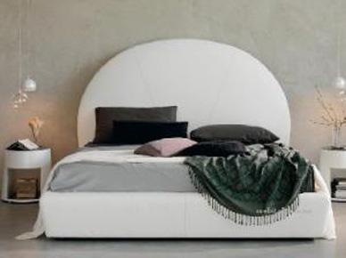 Мягкая кровать Bjorn (Cattelan Italia)