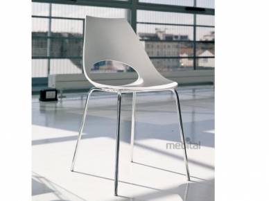 Металлический стул SHARK (Bontempi Casa)