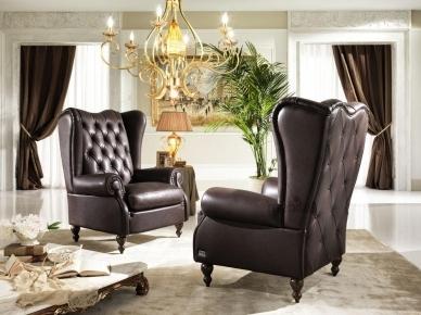 Итальянское кресло Bergere, Classic (KEOMA)
