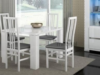 ELEGANCE WHITE STATUS Деревянный стул