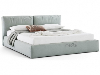 Мягкая кровать Brick (Novamobili)