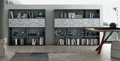 А075 Gruppo Tomasella Книжный шкаф