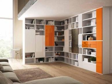 NESTOS 238 MERCANTINI Книжный шкаф