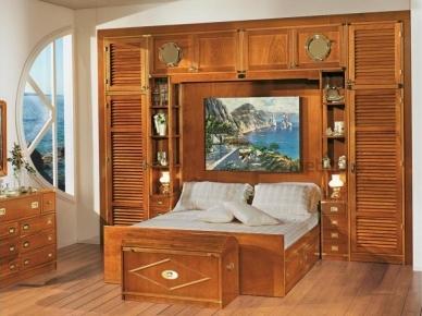 Prop. 600 Caroti Спальня