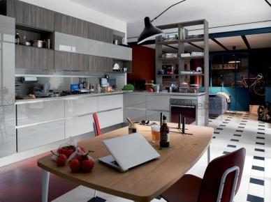 QUICK DESIGN, CARRERA GO Veneta Cucine Итальянская кухня