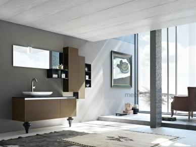 ZERO4 MARBLE, COMP. 2 Arcom Мебель для ванной