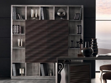 Ebon CorteZARI Книжный шкаф