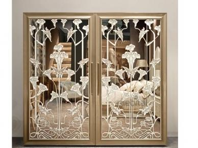 Компланарный шкаф Bellavita Luxury, 1-BLV (Halley)