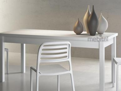 Dublino 120 Arredo3 Раскладной деревянный стол
