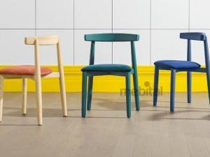CLARETTA bold Miniforms Мягкий стул