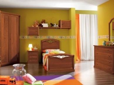 Nostalgia Young and Trendy Noce Camelgroup Мебель для школьников