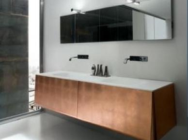 Campus Comp.9 Bluform Мебель для ванной