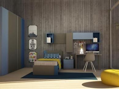 COMP 6 Granzotto Подростковая мебель