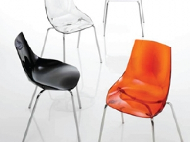 Металлический стул Chanel (Eurosedia)
