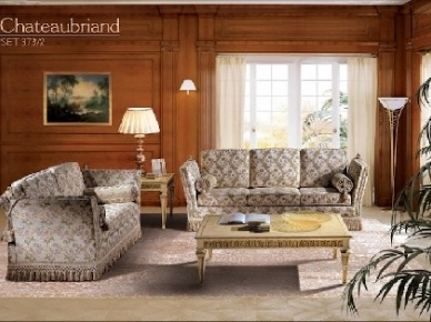 Chateaubriand Angelo Cappellini Итальянский диван