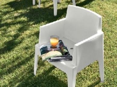 Пластиковый стул Chiara (Eurosedia)