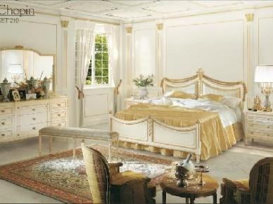 Chopin Angelo Cappellini Спальня