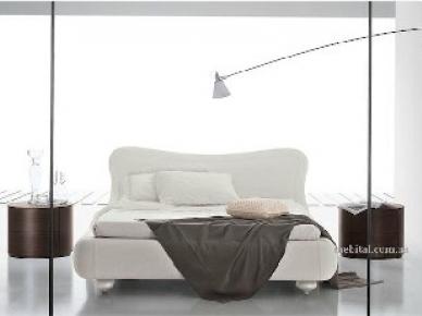 Мягкая кровать Christal (Dall'Agnese)