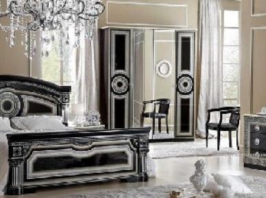 Спальня Aida Black Silver (Camelgroup)