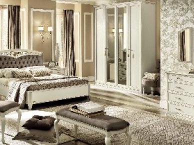Спальня Nostalgia Bianco Antico (Camelgroup)
