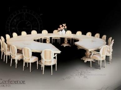 Conference Table 03 Angelo Cappellini Мебель для переговорной