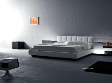 Мягкая кровать Cubic (Pianca)