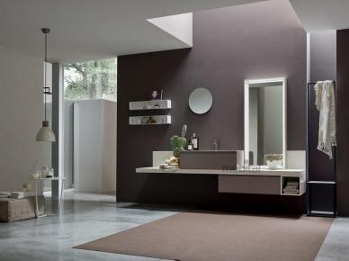 SOUL, COMP.8 Arcom Мебель для ванной