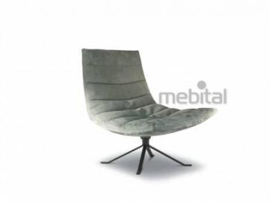 ZOE Doimo Salotti Металлический стул