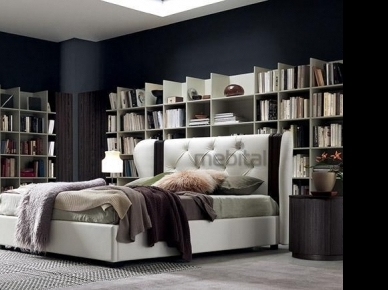 Мягкая кровать Butterfly (SMA)