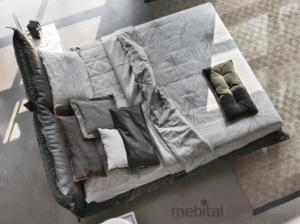NUVOLA Gruppo Tomasella Мягкая кровать