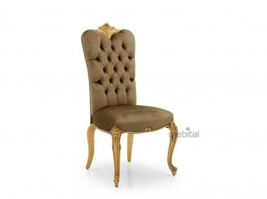 Bronte 0340S Seven Sedie Деревянный стул