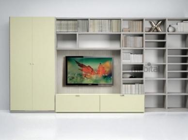 LALTROGIORNO COMP 873 TUMIDEI ТВ-стойка