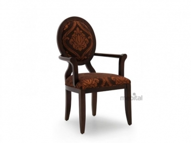 Итальянское кресло Anello 0319A (Seven Sedie)