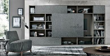 А085 Gruppo Tomasella Книжный шкаф