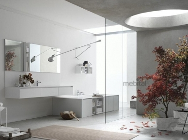 ESCAPE NEW, COMP. 28 Arcom Мебель для ванной