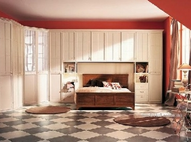 Dea San Michele Спальня