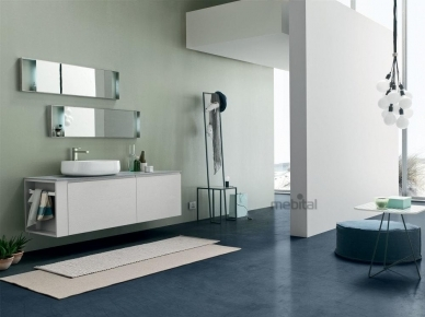 SOUL, COMP. 12 Arcom Мебель для ванной
